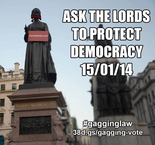 Please SIGN and SHARE this urgent petition calling on Lords to protect democracy