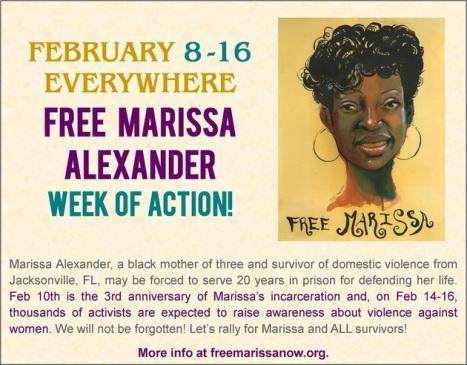 Free Marissa Alexander.