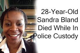 Sandra Bland's death causes questions